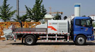 方圆集团 FYG5120THB 车载泵