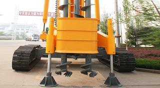 方圆集团 JZL60 长螺旋钻机