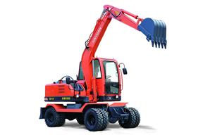 新源 XY65W-8 挖掘机