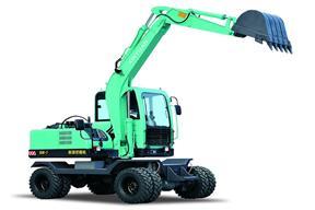 新源 XY65W-7 挖掘机