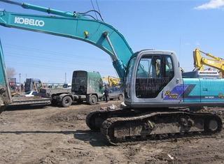 神鋼 SK230-6E 挖掘機圖片
