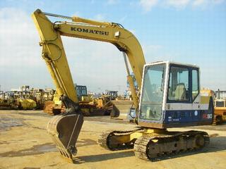 小松 PC60-6 挖掘機圖片