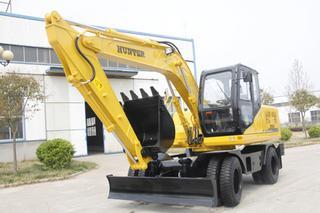 恒特重工HTL120-9挖掘机