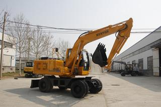 恒特重工 HTL135 挖掘机