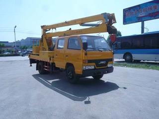 成龙威 CLQ5060JGK4JX 高空作业机械