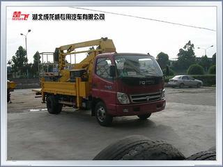成龙威 CLQ5060JGK 高空作业机械