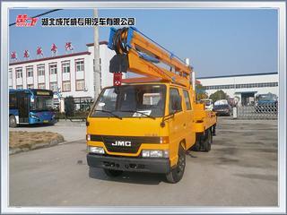 成龙威 CLQ5061JGKJ 高空作业机械
