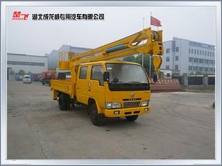成龙威 CLQ5050JGK 高空作业机械