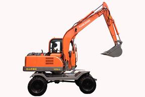 远山机械 YS765-8 挖掘机