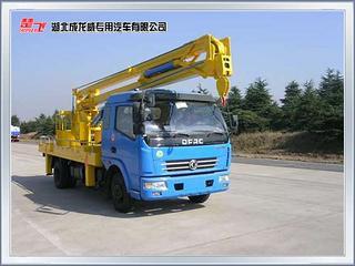 成龙威 CLQ5060JGK3 高空作业机械