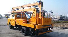 成龙威 CLQ5050JGKQ 高空作业机械