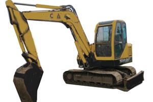玉柴 YC-65 挖掘机图片