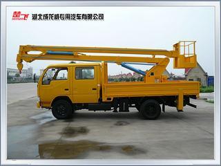 成龙威 CLQ5052JGK 高空作业机械