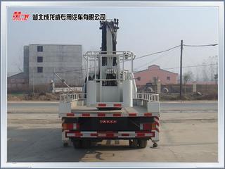 成龙威 CLQ5051JGKQ 高空作业机械