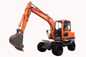 远山机械 YS775-8 挖掘机