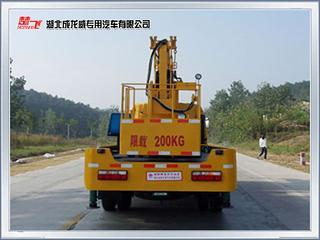 成龙威 CLQ5070JGK 高空作业机械