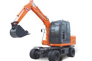 福工机械 FUG750 挖掘机