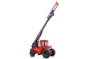 远山机械 GK30-4D 伸缩臂叉车