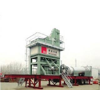 德基机械 DGM1500 沥青搅拌站