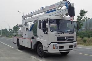 湖北东正 SZD5110JGKDFL4 高空作业机械