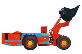 鑫通机械 XYWJD-3地下电动 铲运机图片