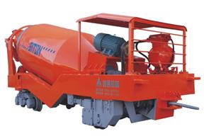 鑫通机械 TSB-2A低矮式 搅拌运输车