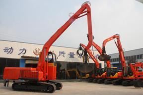 永工 YGX200-7履带式卸煤 挖掘机
