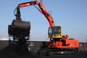 永工 YGX360LC-8履带式卸煤 挖掘机