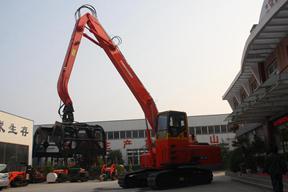 永工 YGZ360履带式液压抓料 挖掘机