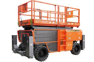 鼎力 JCPT1823RT 高空作业机械