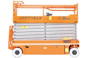 鼎力 JCPT1412DC 高空作业机械