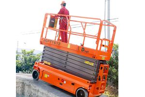 鼎力 JCPT0808DC 高空作业机械