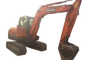 斗山 DX60-9 挖掘机