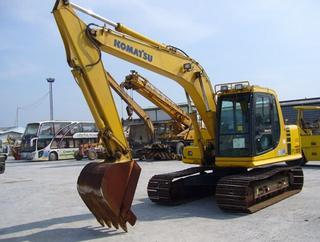 小松 PC120-6Z 挖掘机图片