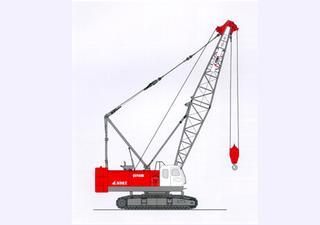 撫挖重工 QUY80B 起重機圖片