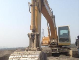 加藤 HD820LC-II 挖掘机图片
