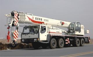 抚挖重工 QY55N5S 起重机