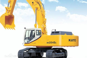 加藤 HD2045 挖掘机