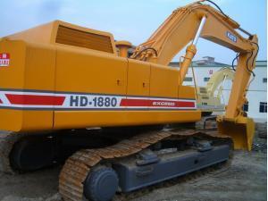 加藤HD1880挖掘机