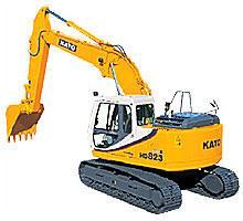 加藤 HD823 挖掘機圖片