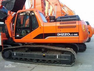 斗山 DH220-9E 挖掘机