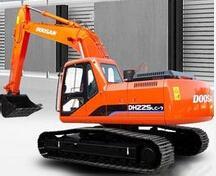 斗山 DH225-7 挖掘机