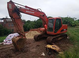 斗山DH130LC-V挖掘机