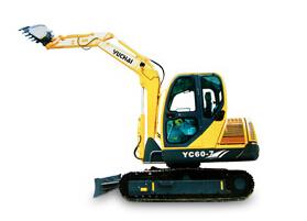 玉柴YC55-2挖掘机