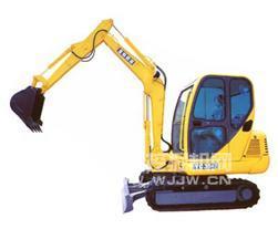 玉柴YC35-7挖掘机