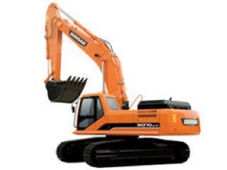 斗山DH370挖掘机
