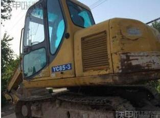 玉柴 YC85-3 挖掘機圖片