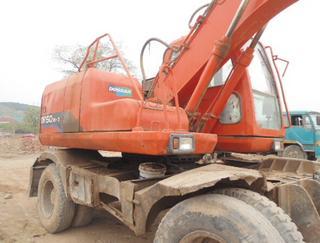 斗山 DH210WS 挖掘机