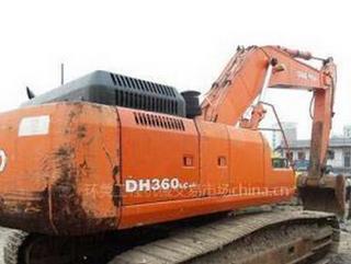 斗山DH360LC-V挖掘机