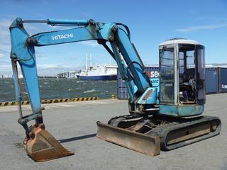 日立EX58MU挖掘机